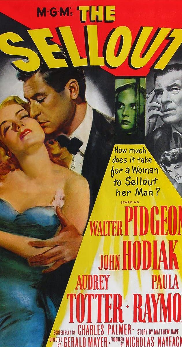 Risultati immagini per the sellout film 1951