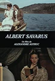 Albert Savarus Poster