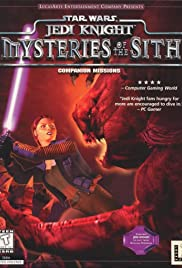Star Wars: Jedi Knight - Mysteries of the Sith Poster