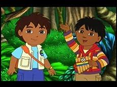 Go, Diego! Go!: Its A Bugs World