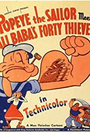 Popeye the Sailor Meets Ali Baba's Forty Thieves (1937) Poster - Movie Forum, Cast, Reviews