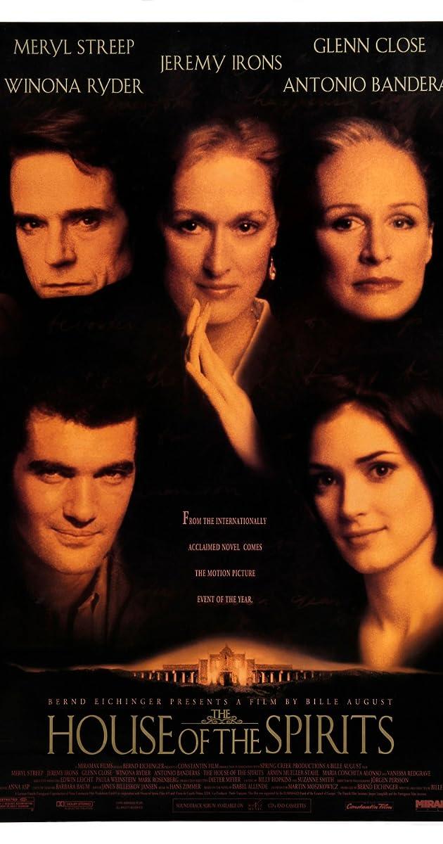 the house of spirits Gledaj film the house of the spirits (1993) s prijevodom, prevodom, online.