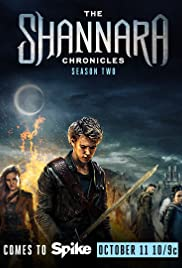 The Shannara Chronicles Poster - TV Show Forum, Cast, Reviews