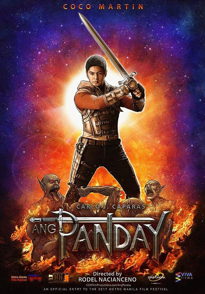 Ang Panday (2017) HDRip