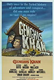 Genghis Khan (1965) Poster - Movie Forum, Cast, Reviews
