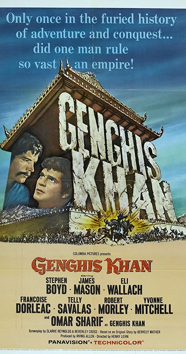 Genghis Khan (1965) - IMDb