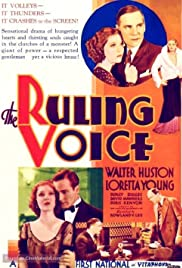 The Ruling Voice (1931) Poster - Movie Forum, Cast, Reviews