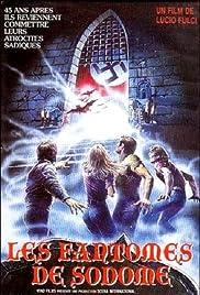 Il fantasma di Sodoma Poster