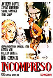 Incompreso (Vita col figlio) (1967) Poster - Movie Forum, Cast, Reviews