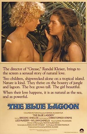 A Lagoa Azul Dublado – 1980 – HD 1080p