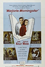 Marjorie Morningstar (1958) Poster - Movie Forum, Cast, Reviews