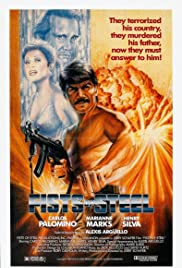 Fists of Steel Poster