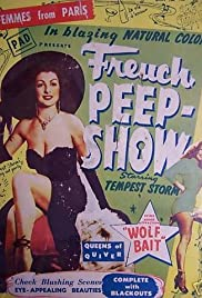 The French Peep Show Poster