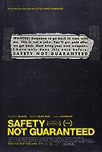 Safety Not Guaranteed(2012)