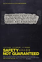 Image of Safety Not Guaranteed