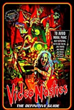 Primary image for Video Nasties: Moral Panic, Censorship & Videotape