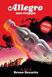 Allegro non troppo (1976) Poster - Movie Forum, Cast, Reviews