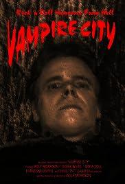 Vampire City Poster