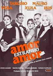 Love Strange Love poster