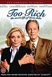 Too Rich: The Secret Life of Doris Duke (1999) Poster - Movie Forum, Cast, Reviews
