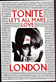 Tonite Let's All Make Love in London(1967) Poster - Movie Forum, Cast, Reviews