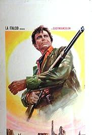 Uno straniero a Paso Bravo Poster