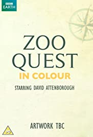 Zoo Quest in Colour Poster