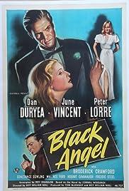 Black Angel1946 Poster