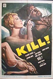 Kill! Kill! Kill! Kill! (1971) Poster - Movie Forum, Cast, Reviews