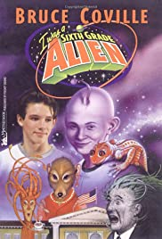 I Was a Sixth Grade Alien Poster