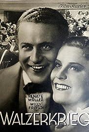Walzerkrieg Poster