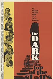 The Dark at the Top of the Stairs(1960) Poster - Movie Forum, Cast, Reviews