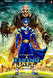 A Flying Jatt(2016) Poster - Movie Forum, Cast, Reviews