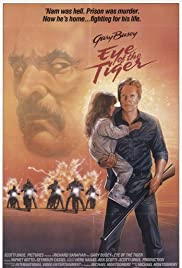 Eye of the Tiger (1986) Poster - Movie Forum, Cast, Reviews