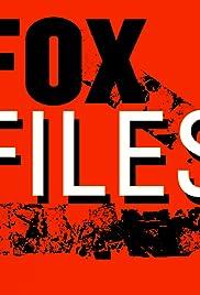 Fox Files Poster