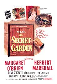 The Secret Garden (1949) Poster - Movie Forum, Cast, Reviews