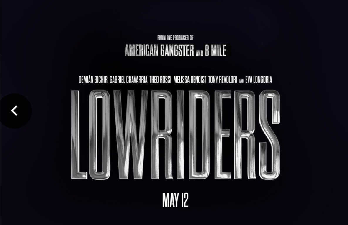 Watch Lowriders (2017) Online Free