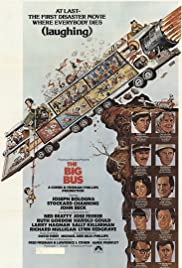 The Big Bus (1976) Poster - Movie Forum, Cast, Reviews