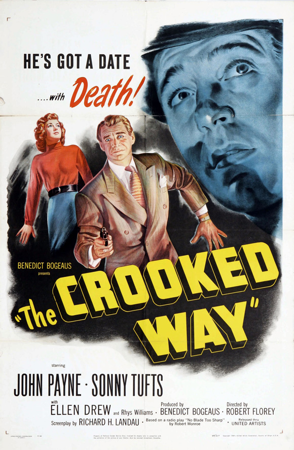 The Crooked Way Watch Full Movie Free Online