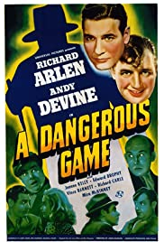 A Dangerous Game Poster