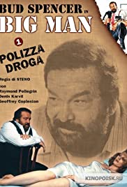 Big Man: Polizza droga Poster