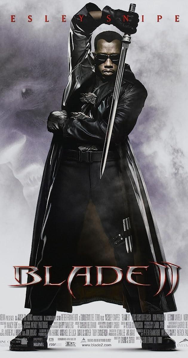 Ašmenys 2 / Blade II (2002) Online