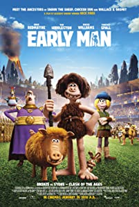 Director Nick Park takes us through the trailer for 'Early Man,' revealing his nod to stop-motion animation pioneer Ray Harryhausen, his admiration for the voice talent, and his desire to make the first prehistoric underdog sports movie.