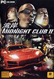 Midnight Club II Poster