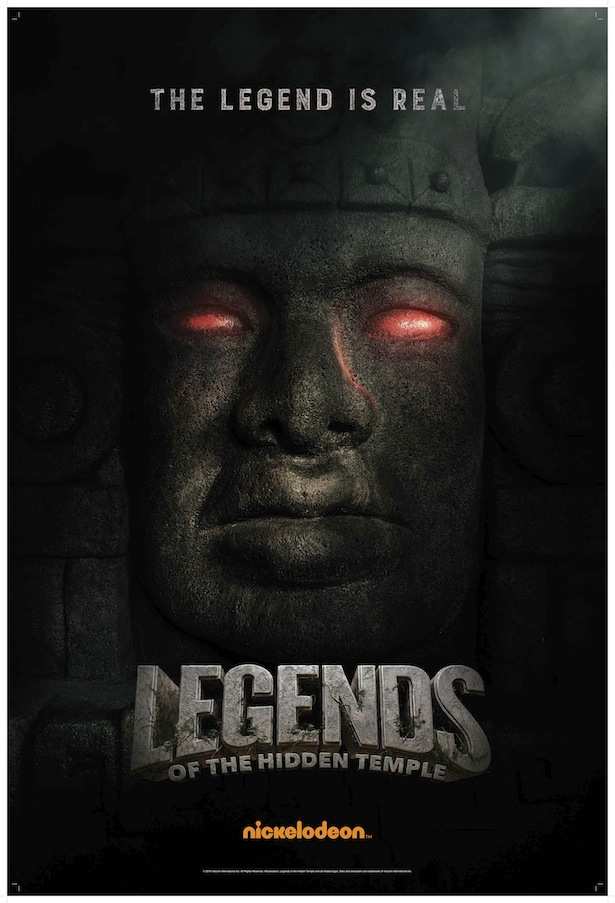 Permalink to Legends of the Hidden Temple (2016) HDRip