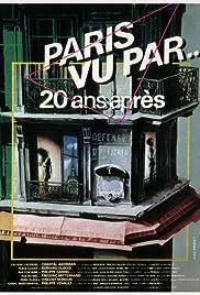 Paris vu par... 20 ans après Poster