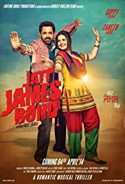 Jatt James Bond (2014) Poster - Movie Forum, Cast, Reviews