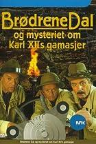 Image of Brødrene Dal og mysteriet med Karl XIIs gamasjer: Episode #1.1