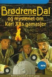 Brødrene Dal og mysteriet med Karl XIIs gamasjer Poster - TV Show Forum, Cast, Reviews