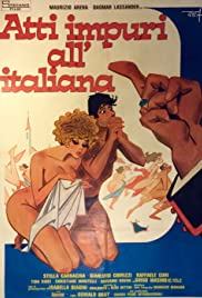 Atti impuri all'italiana Poster